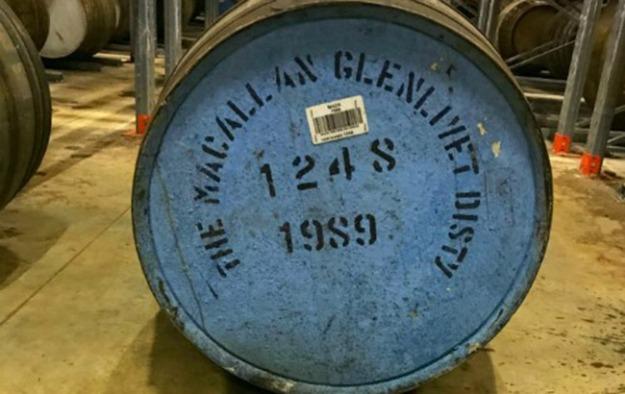Macallan-cask