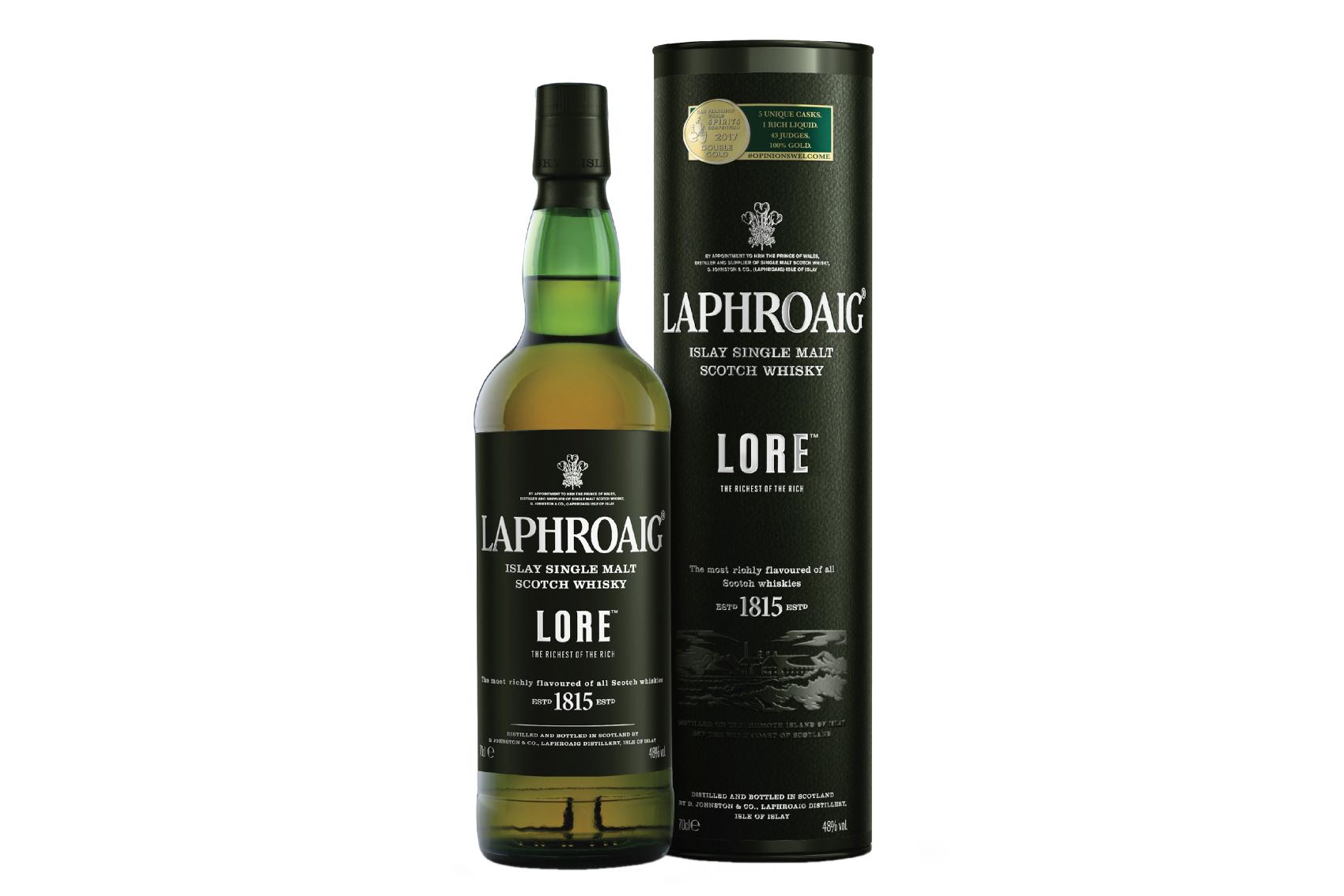 「ラフロイグ ロア」国内再発売 | Whisky News